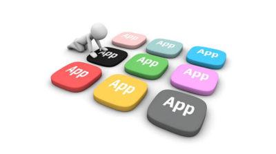 app-installation buchen