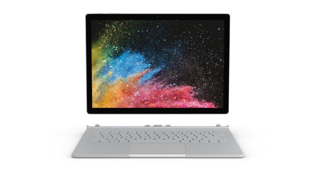 microsoft surface book 2 mieten