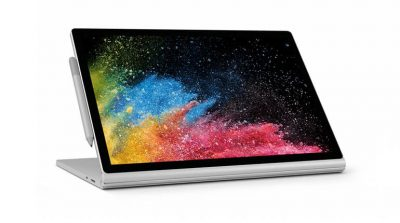 microsoft surface book 2 verleih