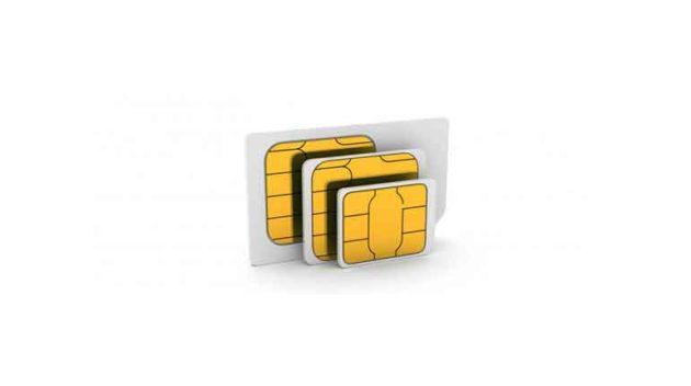 Daten SIM Karte mieten