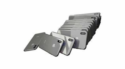 Große Auswahl an iPhones