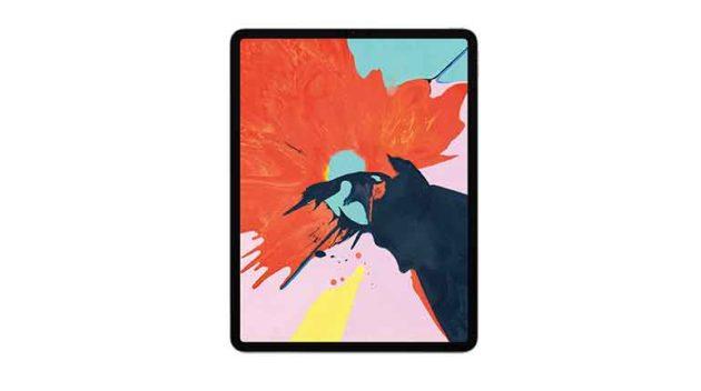 """iPad Pro 3 12.9"""" (2018) mieten"""