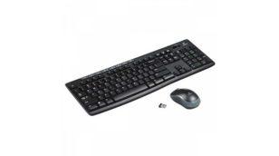 logitech kabellose maus und tastatur leihen