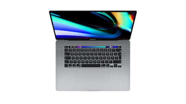MacBook Pro 16 Zoll leihen