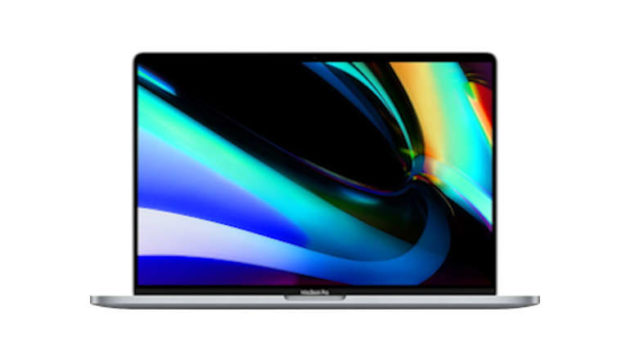 MacBook Pro 16 zoll mieten