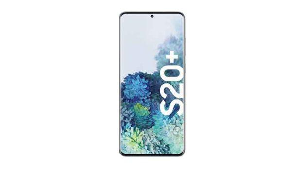 Samsung Galaxy S20+ mieten