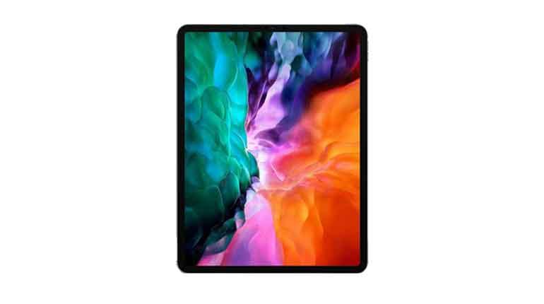 """iPad Pro 12.9"""" 2020 mieten"""