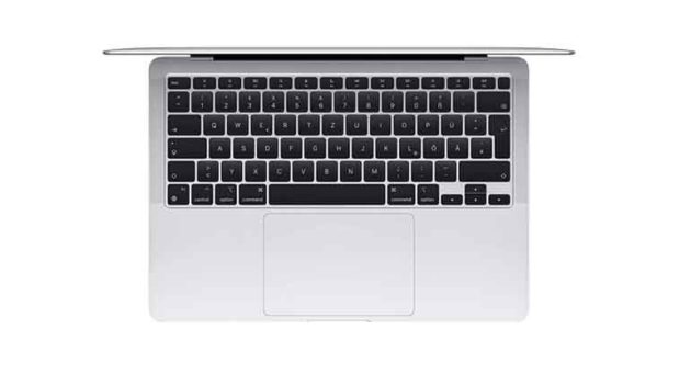 MacBook Air M1 Verleih