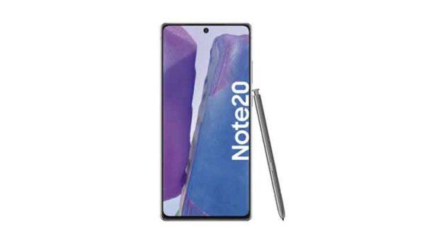 Galaxy Note20 mieten